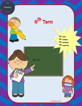 Geometry Worksheet: Nth Term