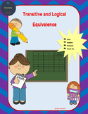 Geometry Worksheet: Transitive and Logical Equivalence