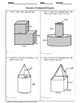 Geometry Worksheet: Volume of Composite Figures by My ...