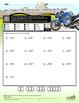 4th Grade Math Worksheets – Fourth Grade Math Pack 1 - Math Riddles - CCSS