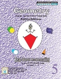 Elementary Geometry Worksheets | 3rd, 4th, 5th Grade Daily Math