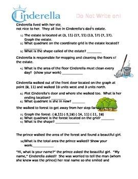 Geometry and Cinderella