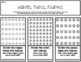 Geometry and Fractions - 20 NO PREP Math Challenge Printables - 2nd Grade