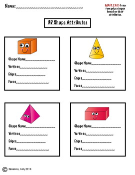 Geometry and Fractions Concepts