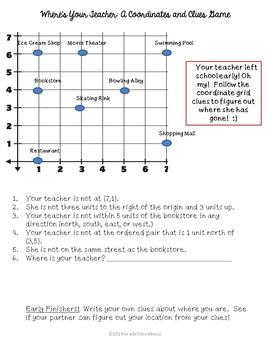 Coordinate Grids, Volume, and Line Plots Bundle