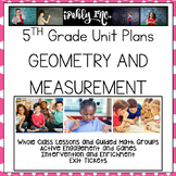 Geometry and Measurement TEKS 5.4G, 5.6A, 5.6B, 5.4H, 5.5A, 5.7A