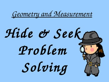 Geometry and Measurement 6.6c, 6.8d,6.8b, PowerPoint Notes