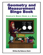 Geometry and Measurement Bingo Book