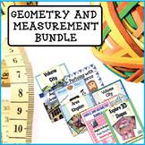 Geometry and Measurement Bundle - Grades 2-6