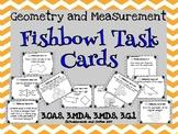 Geometry and Perimeter Task Cards