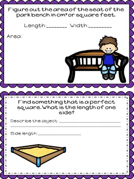 Geometry and Measurement - Playground MAth