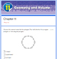 Geometry and Volume Test - Go Math 5th Grade Chapter 11