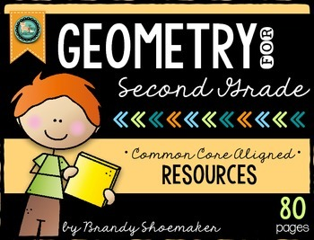Geometry for Second Grade