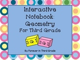 Geometry Interactive Notebooks