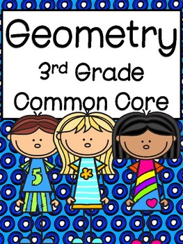 Geometry for Third Grade: Shapes, Area, Perimeter