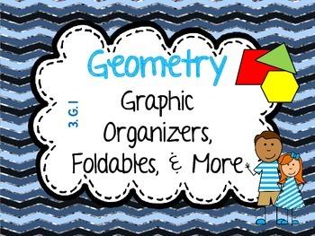 Geometry graphic organizers