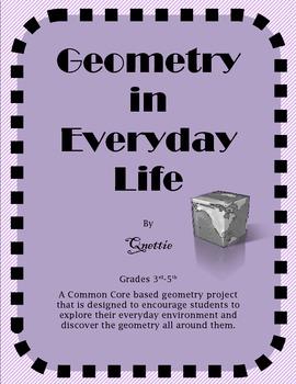 Geometry in Everyday Life