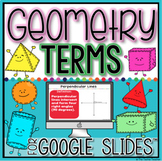 Geometry in Google Slides™
