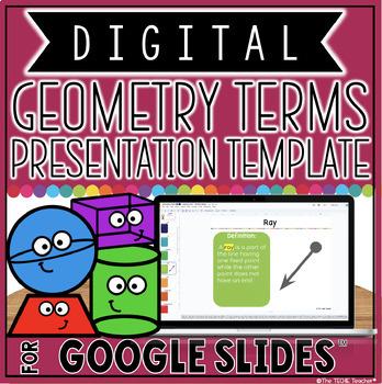 Geometry in Google Slides