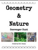 Geometry in Nature Scavenger Hunt