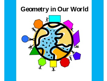 Geometry in Our World