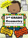 Third Grade Geometry Unit