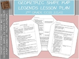 Geometry lesson plan for 2nd Grade