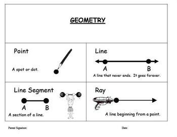 Geometry resources and worksheets