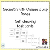 Geometry with Chinese Jump Ropes