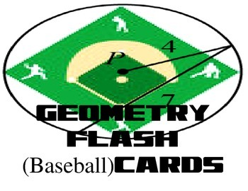 Geometry Baseball Cards