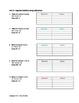 Geometry:Super Simple Segment Addition Postulate Proofs w/ Key