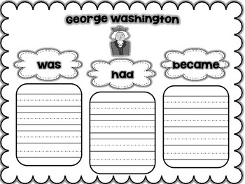 George, Abe, & Barack: A Complex Text President's Day Unit for Firsties