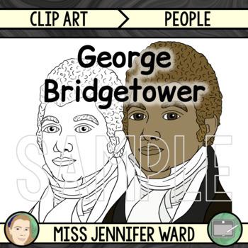 George Bridgetower Clipart