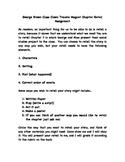 George Brown Class Clown Chapter 7 Retell Assignment