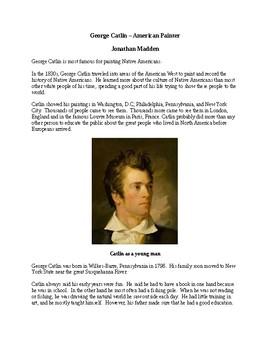 George Catlin - American Artist