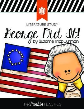 George Did It! Literature Study