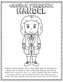George Frederic Handel, Famous Composer Informational Text