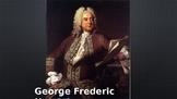 George Frederic Handel Powerpoint/Listening Activity Copyright © Chris Edwards