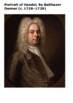 George Frideric Handel Handout