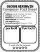 George Gershwin, Composer, September, Autumn, Handwriting, Music, Jazz, USA
