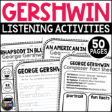 George Gershwin, Composer, September, Autumn, Handwriting,