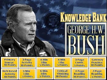 George H.W. Bush Digital Knowledge Bank
