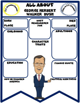 George H.W. Bush Research Banner