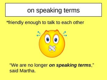 "George & Martha ""The Surprise"" Vocabulary"