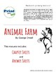 George Orwell Animal Farm Chapter Study Guides