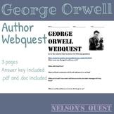 George Orwell Author Webquest