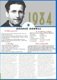 George Orwell - Reading Worksheet With Lesson Plan & Activities