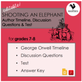 "George Orwell ""Shooting an Elephant"" {Digital & PDF}"
