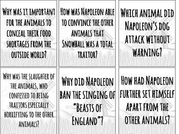 George Orwell Animal Farm Board Game