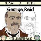 George Reid Clip Art